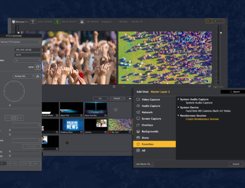 Wirecast 9 Gets Additional Professional-grade Production Capabilities