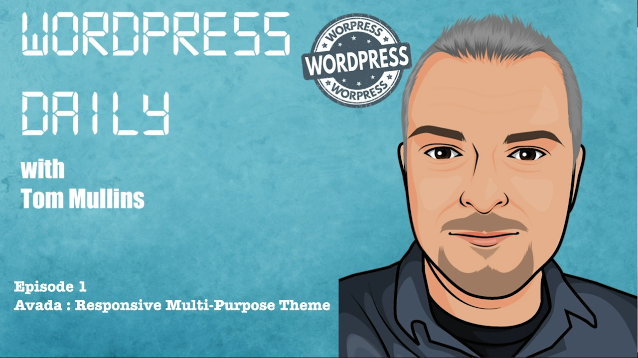 WordPress Daily Episode 1