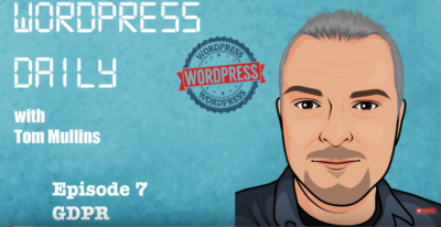 WordPress Daily Episode 10