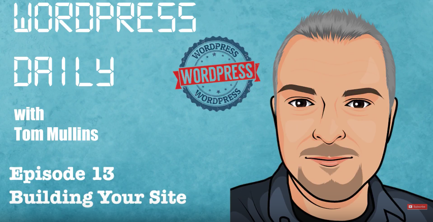 WordPress Daily 13