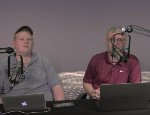 Tech Merge Podcast E02 – Audible, Wireless Mics, MediaShout and more.