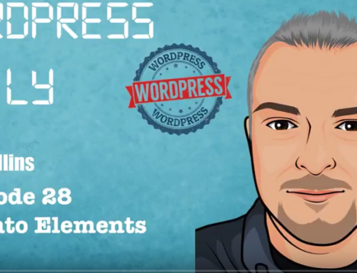 WordPress Daily Episode 28 Envato Elements