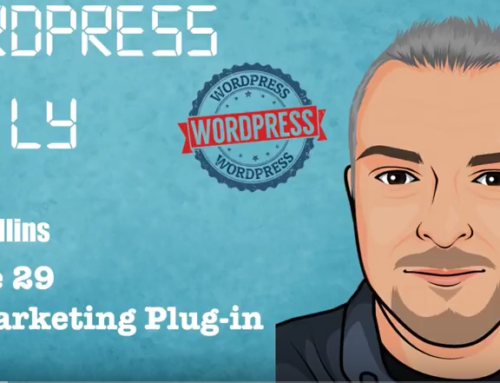 WordPress Daily Episode 29 SMS Marketing Plugin